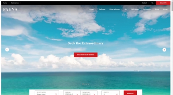 Faena Group   Luxury Hotels   Official Site