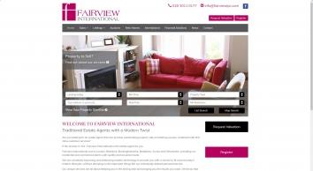 Fairview International, W1S