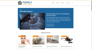 Family News and Product Buying Advice - Family Living Today