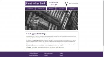 Farebrother Smith Lettings Agents, Shrewsbury
