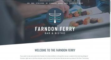 Farndon Boathouse Bar & Kitchen