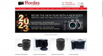 Ffordes Photographic Ltd