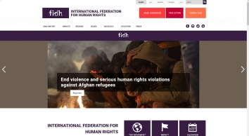 International Federation for Human Rights