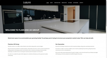 Flawless Kitchens and Bathrooms LTD