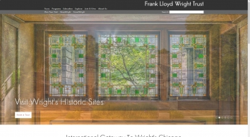 Architecture Tours in Chicago   Frank Lloyd Wright Trust