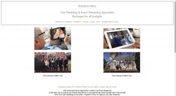 Freedom Wedding Videos