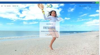 Wood Frescobol Beach Paddles | Paddle Tennis - Vero Frescobol