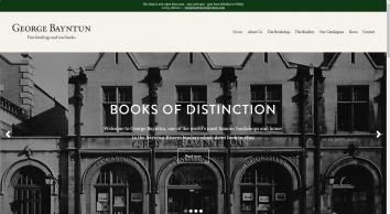 George Bayntun