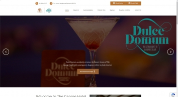 The George Hotel in Pangbourne