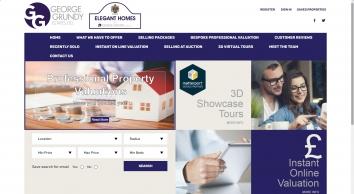 George Grundy Estates & Elegant Homes Estate Agents in Bolton