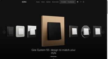 Gira.com | Switches, Smart Homes, KNX and RF Systems