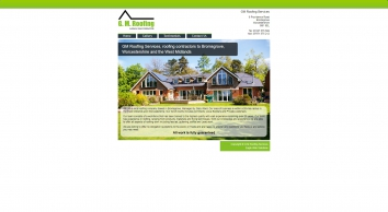 GM Roofing Services, roofing contractors to Bromsgrove, Worcestershire and the West Midlands