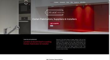 Worktops | Corian Worktops | Corian London