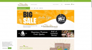 Health Food Shop: Free From, Organic, Natural - Goodness Direct