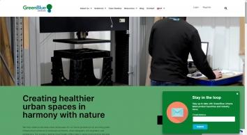 GreenBlue Urban Limited