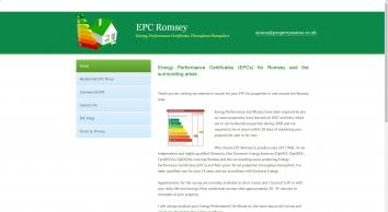 EPC Romsey   Commercial EPC Romsey   SAP Assessor