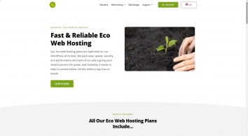 Green House Web Hosting