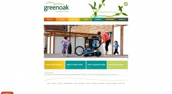 Greenoak Community Focus Estate Agents in Holmebury House