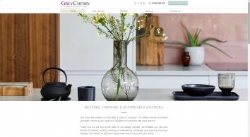 Grey Cherry Kitchens