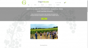 Greyfriars Vineyard