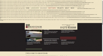 Grosvenor Landscape Technologies Ltd
