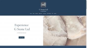 G Stone Ltd