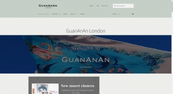 GuanAnAn London - Luxury Lifestyle and Accessories Brand