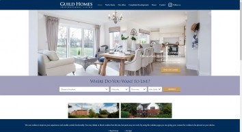 Guild Homes - New homes throughout Worcestershire, Shropshire and Herefordshire