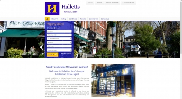 Halletts - Kew's Longest Established Estate Agent