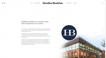 Hamilton Bradshaw