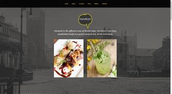 Hamiltons Bar Kitchen