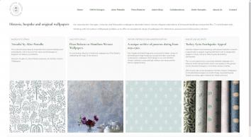 Hamilton Weston Wallpapers & Design
