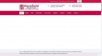 Harefield Windows