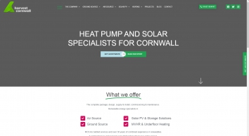 Harvest Renewables Cornwall Ltd
