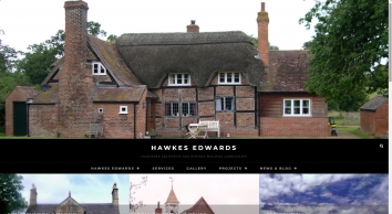 Chartered Architects Hawkes Edwards & Cave