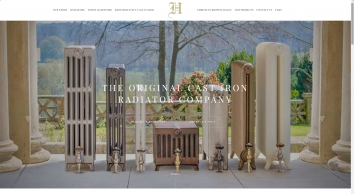 Heritage Cast iron Radiators