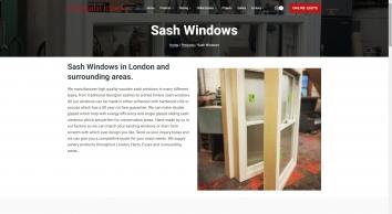 Highgate Joinery - Sash Windows
