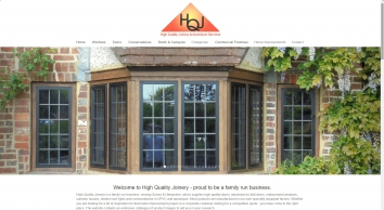 High Quality Joinery & Aluminium Services Ltd
