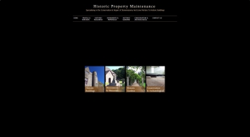 Historic Property Maintenance