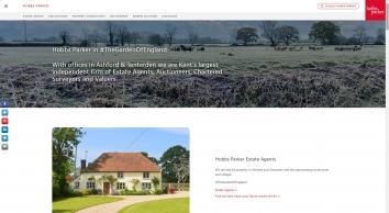 Hobbs Parker Estate Agents, Ashford