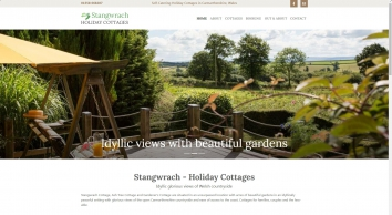 Stangwrach Holiday Cottages