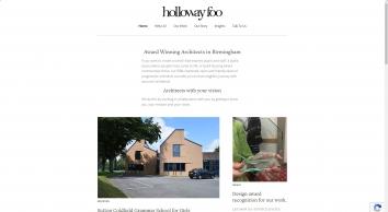 Holloway Foo Architects