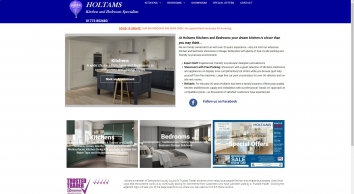 Holtams Kitchens and Bedrooms - Heage, Derbyshire