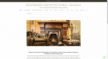 Holyrood Architectural Salvage Ltd