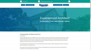 Chartered Architects in Preston - Bespoke Design Architects