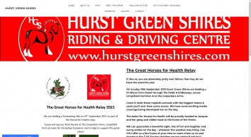 Hurst Green Shires