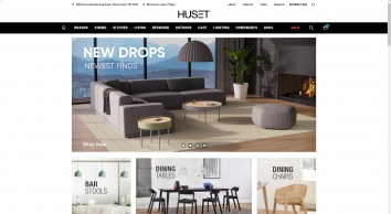 Huset Design Store