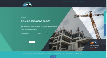 icw building warranty