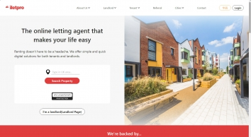 iletpro - The new home of fast, convenient and cost-effective letting