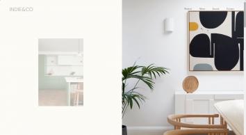 Indie & Co - Interior design